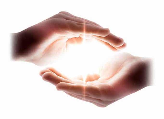 De-Stress with Hands on healing